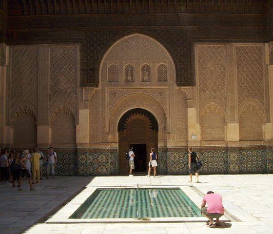 Marrakesh by Matteo Martinello via flickr
