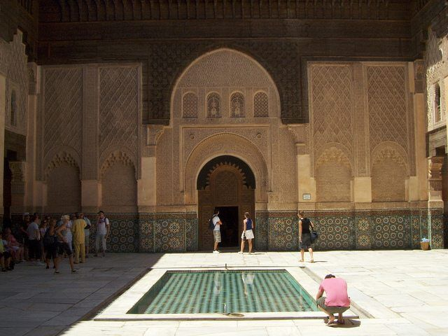 Marrakesh by Matteo Martinello via flickr