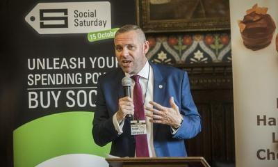 Peter Holbrook by Social Enterprise UK via flickr