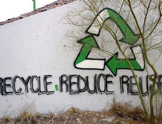 Recycle Reduce Reuse by Kevin Dooley via flickr