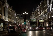 Regent St. by Hernán Piñera via flickr