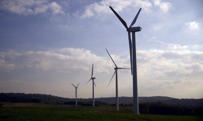 Somerset Wind Farm by Jeff Kubina via flickr
