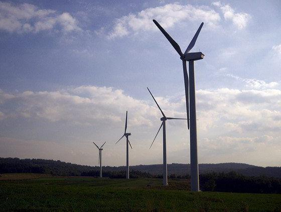 Somerset Wind Farm by Jeff Kubina via flickr