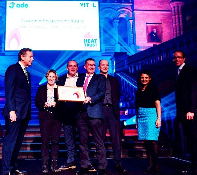 Switch2 celebrates success at the ADE Awards