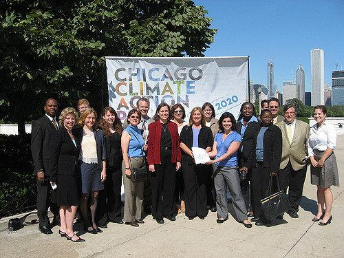 The Chicago Climate Action Plan is released by Center for Neighborhood Technology via flickr
