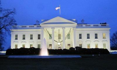 White House by Tom Lohdan via flickr