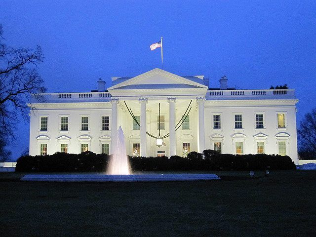White House by Tom Lohdan via flickr