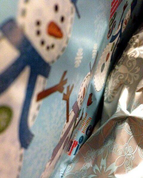 christmas present by sean macentee via flickr