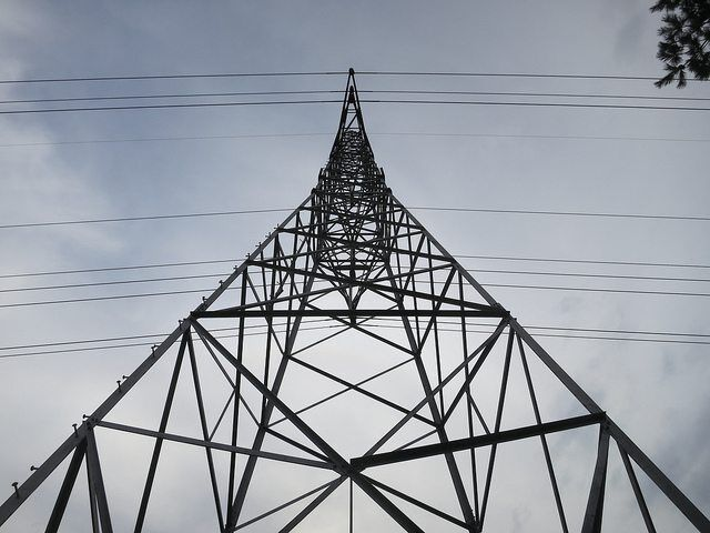 electricity by Paul Sableman via flickr