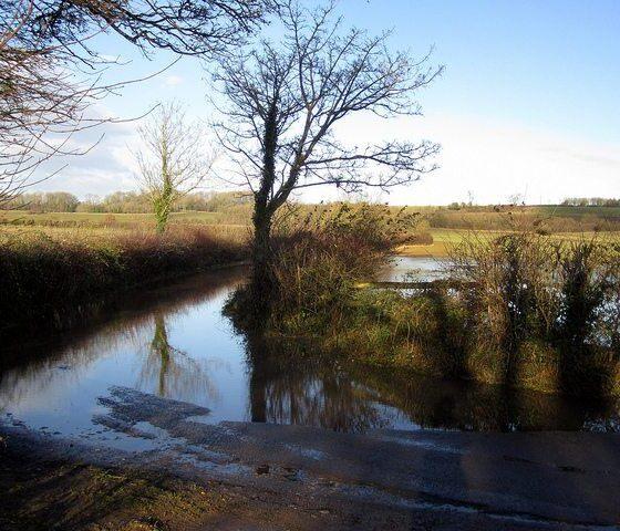 flood by Matthew Britton via flickr
