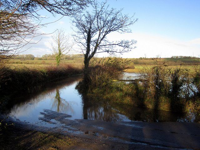 flood by Matthew Britton via flickr