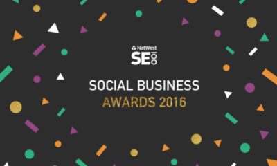 2016/17 NatWest SE100 Social Business Awards Shortlist Announced