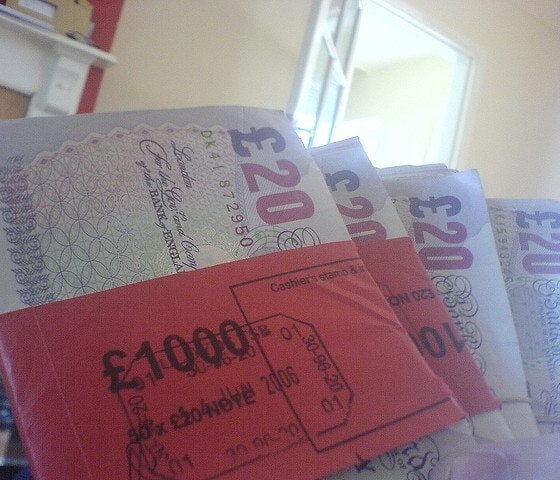 loads a'money by stuart frisby via flickr
