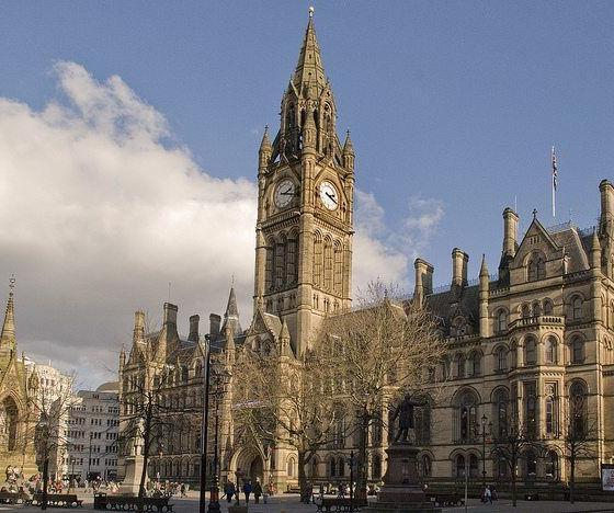 manchester_town_hall by mark andrew via flickr