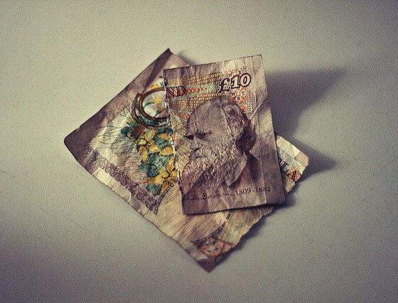 money by Petras Gagilas via flickr