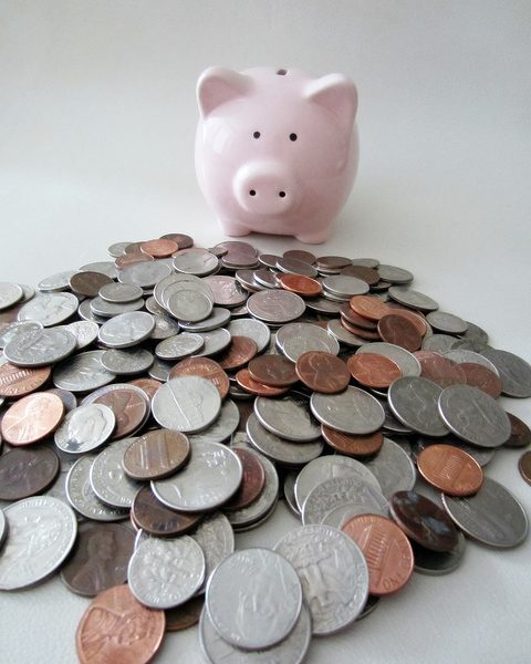 piggy bank by 401(K) 2012 via flickr