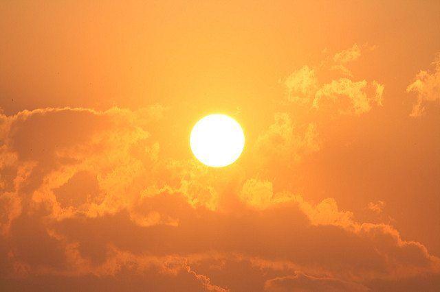 the sun by Lima Andruška via flickr