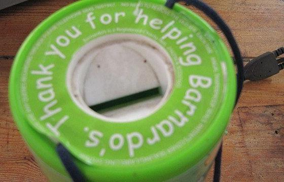 Nation's Favourite Charity Methods Revealed In New Research