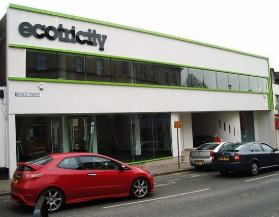 Stroud on Saturday 5th March 2011 ... ecotricity. By bazzadarambler Via Flickr