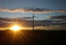 """El Cerro"" windfarm By germanborrillo Via Flickr"