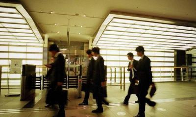 Business Men by Banalities via flickr