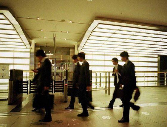 Business Men by Banalities via flickr