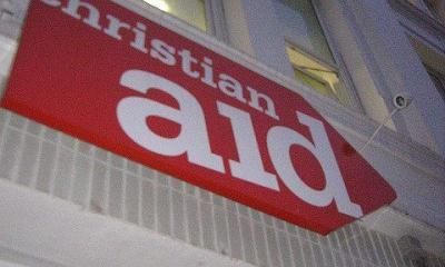 Christian Aid office, Lower Marsh, London by Howard Lake via flickr