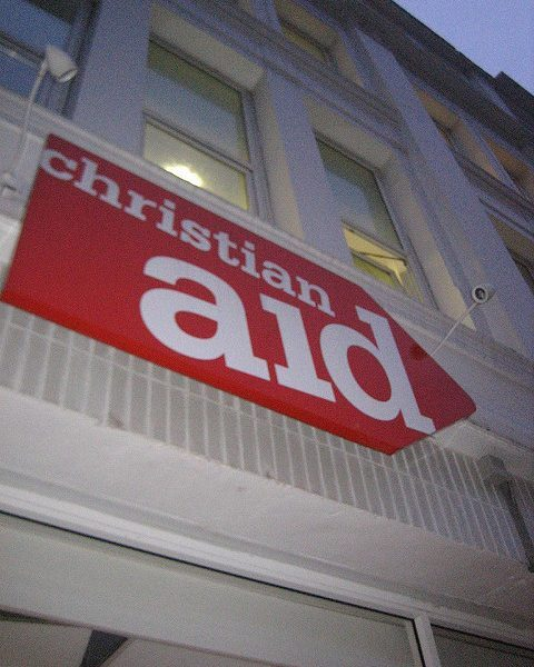 Christian Aid office, Lower Marsh, London by Howard Lake via flickr