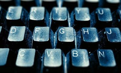 Computer Keyboard by Marcie casas via flickr