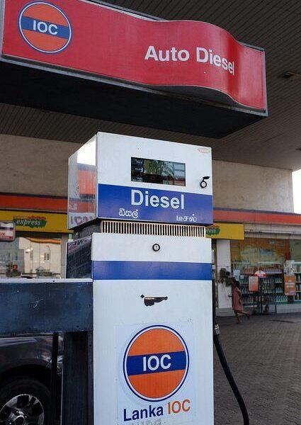 Diesel Pump by Indi Samarajiva via flickr