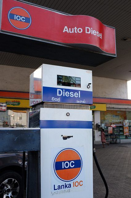 Diesel Pump by Indi Samarajiva via flickr
