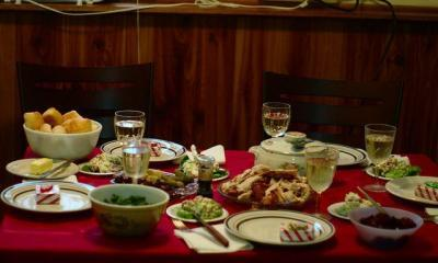 Dinner by Dagny Mol via flickr