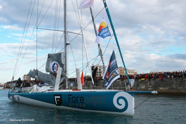 Power And Potential Of Natural Energy Underlined By Foresight In The Vendee Globe