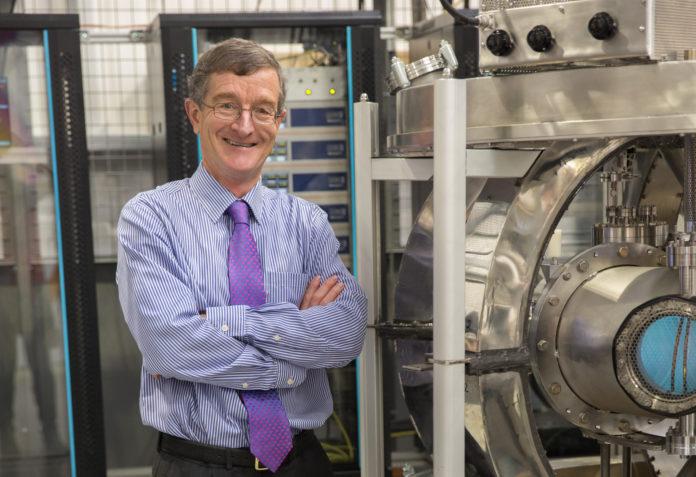 Dr David Kingham - Tokamak energy