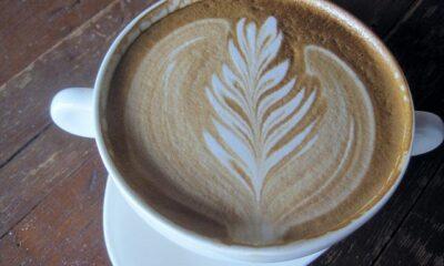 Latte by Michael Allan Smith via Flickr