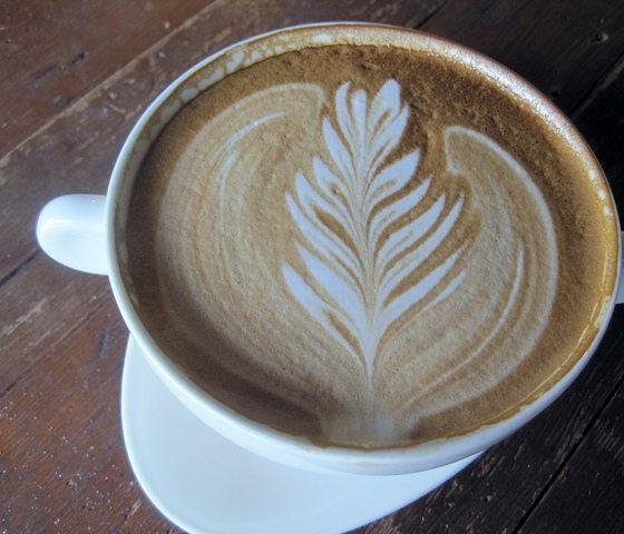 Latte by Michael Allan Smith via Flickr