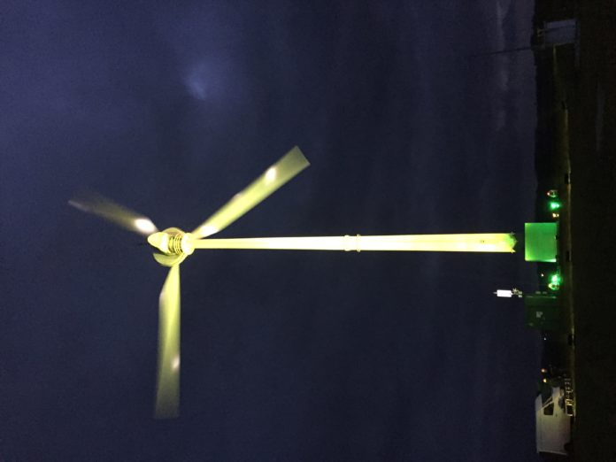 Ecotricity's First Windmill Celebrates 20 Years
