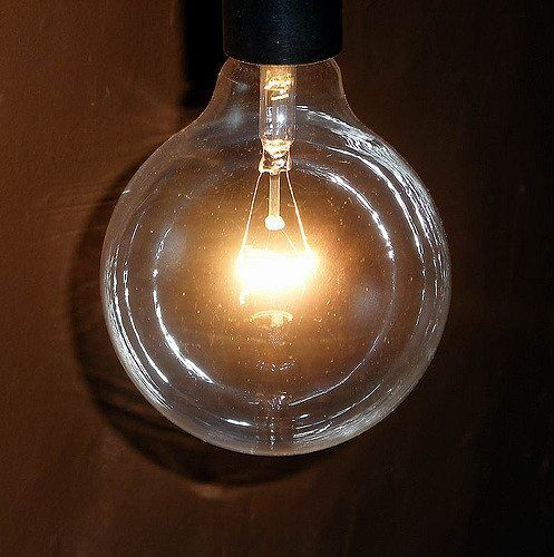 Lightbulb by Anders Sandberg via flickr