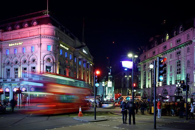 London by Pedro Szekely via flickr