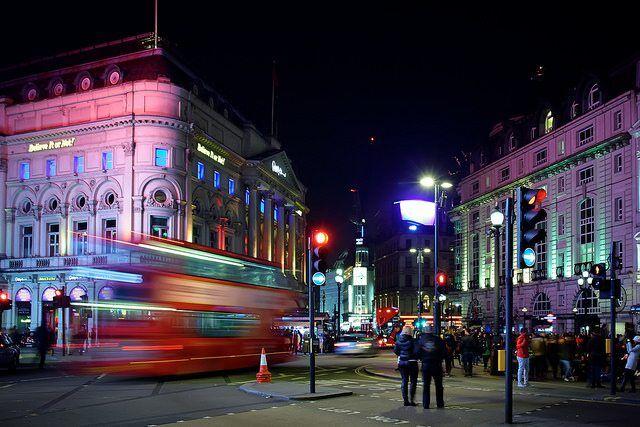 London by Pedro Szekely via flickr