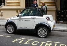 My electric Car! by tony hall via flickr