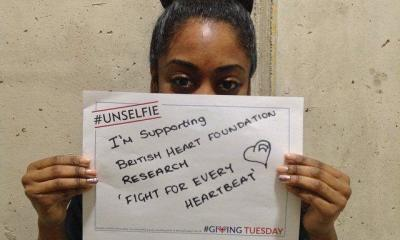Nicole is supporting the British Heart Foundation by Stewardship - Transforming Generosity via flickr