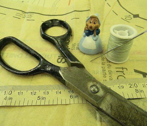 Seamstress Sweatshop by Ariel Grimm via flickr