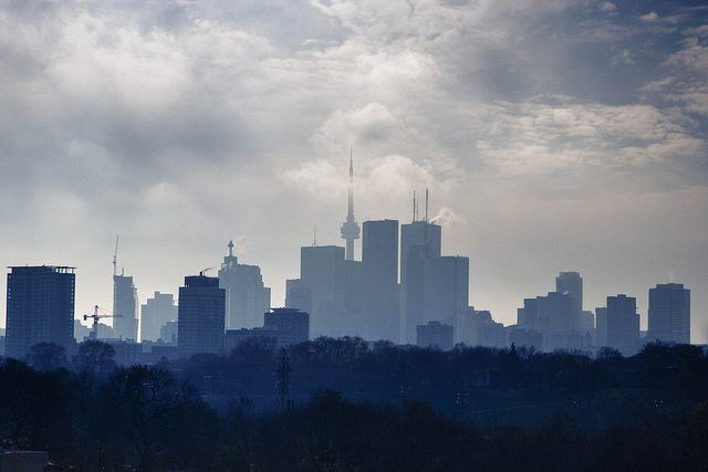 Smog by Simon Carr via flickr