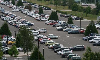 car park scene for a Time Capsule # 1 by Davocano via flickr