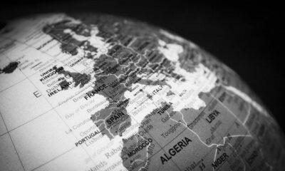 globe by luke price via flickr