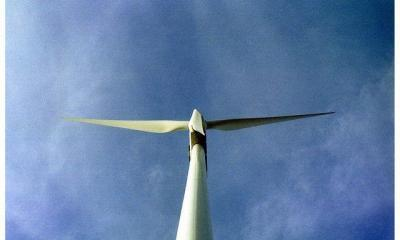 wind turbine by dani el h via flickr