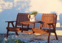 wooden-garden-chairs-by-michael-coghlan-via-flickr