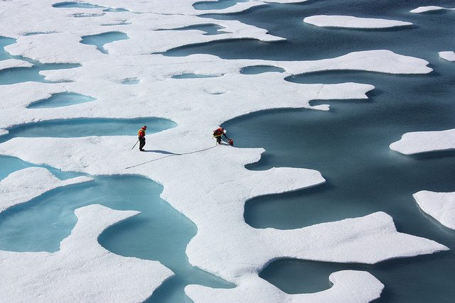 Leading Scientists Gather For Urgent Need For Arctic Change