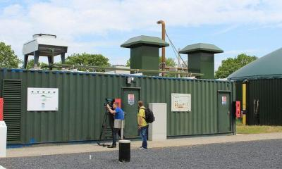 Biogas by Robert Basic via flickr